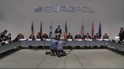 A joint inquiry by Europol and national prosecutors has identified about 680 suspicious matches