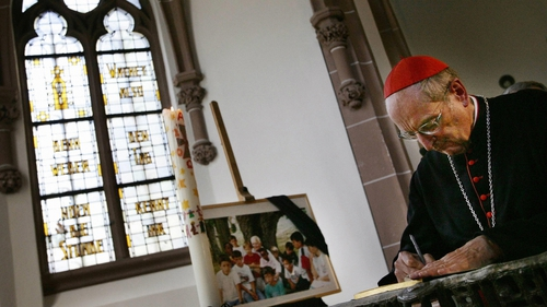 Cardinal Joachim Meisner is seen as a conservative influence in the German church