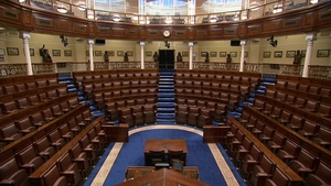 The Dáil heard arguments for and against the Energy Security and Climate Change Bill