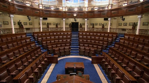 The move to recall the Dáil would require the signatures of 56 TDs