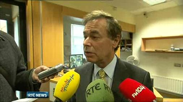 Shatter appeals to GRA not to abandon pay talks