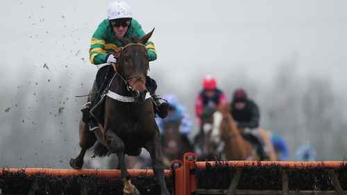 My Tent Or Yours will run in the Supreme Novices' Hurdle at this year's Festival