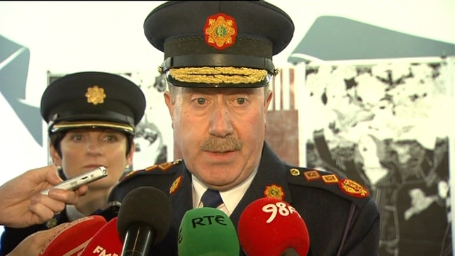 Martin Callinan said there will be no prosecution against gardaí or former officers in the Patrick McCabe case