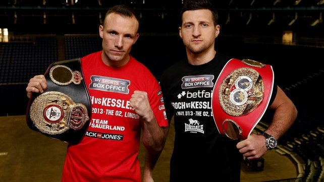 Carl Froch and Mikkel Kessler will meet for a second time on 25 May