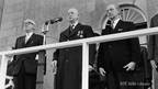 Éamonn de Barra, President Eamon de Valera and Taoiseach Jack Lynch  (1970)