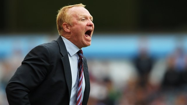 Alex McLeish was appointed manager on 27 December