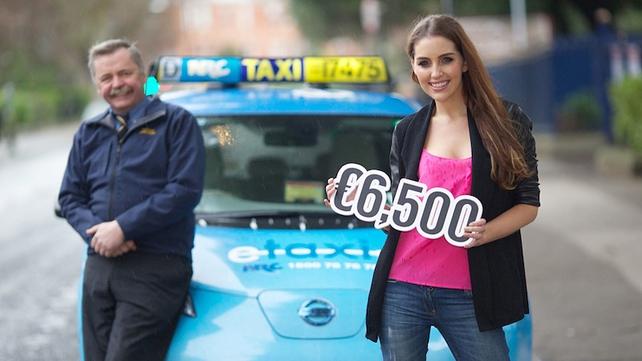 EV taxi savings