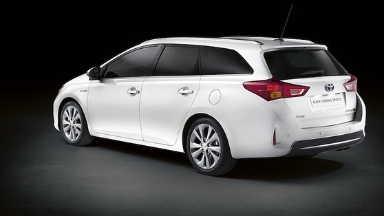 If you want something other than a hatchback you can get an Auris estate