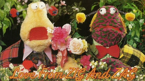 Zig and Zag, RTÉ Guide 1989