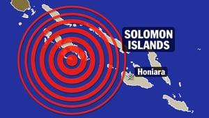 8.0 magnitude earthquake set off a tsunami in a remote part of the Solomon Islands