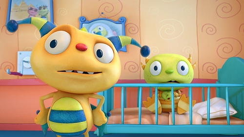 Henry Hugglemonster - Second series will premiere in Autumn 2014 and will be shown by Disney Junior in more than 150 countries