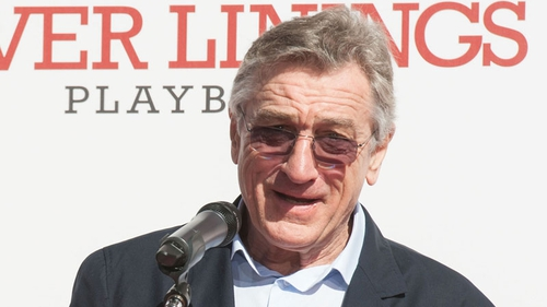 De Niro - ''I'm happy that the festival has gone on this long and has had an impact on people; local, national and international""