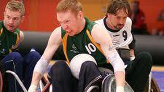 Wheelchair-rugby European Qualifiers