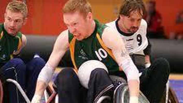 Wheelchair-rugby European Qualifiers