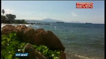 Tsunami follows Solomon Islands quake