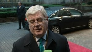 Eamon Gilmore said there will be a process of 'deep negotiation' between the European Parliament and the Irish Presidency