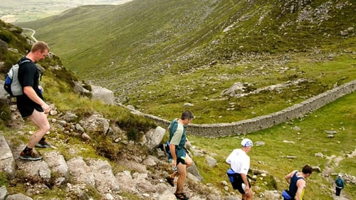 Walking in the Mournes