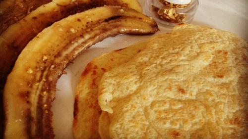 Costa Rican Pancakes