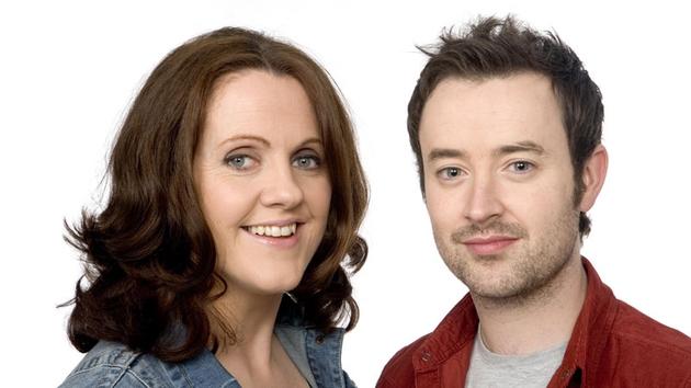 Ruth Scott and Paddy McKenna
