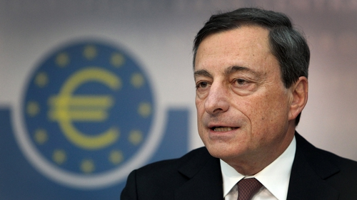 As well as Mario Draghi, acounts hacked included those of bankers, businessmen and even several cardinals in the Vatican