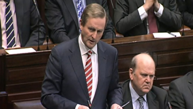 Fine Gael has lost more support, according to the results of a new poll