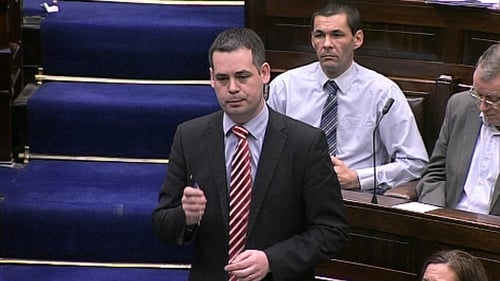 Pearse Doherty said garda complainants who come forward have to be listened to and protected