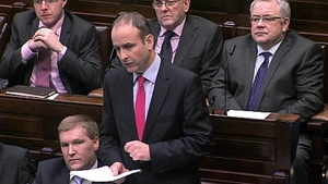 Micheál Martin asked if the Government would now consider providing funds to reopen the embassy