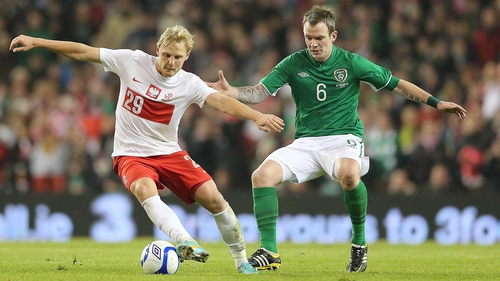 Glenn Whelan has pin-pointed next month's games with Sweden and Austria as must win ties