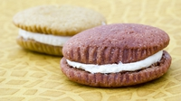 Pumpkin Whoopie pies - A tasty Thanksgiving treat by Rita Talty on Four Live