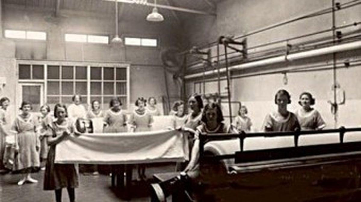 Magdelene Laundry Institute for Outcast Women