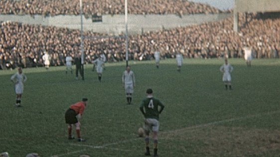 Hodgson Collection Ireland v England 1951