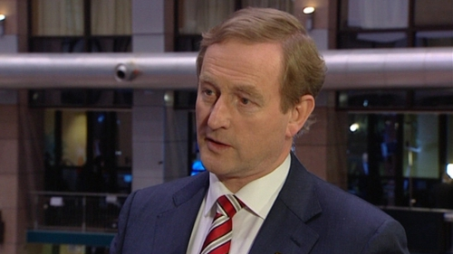 Enda Kenny says 2014 Budget may be delivered to Dáil a little earlier