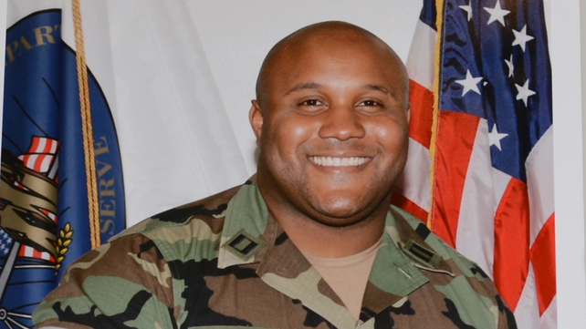 Christopher Dorner is a former police officer and former member of the US armed forces
