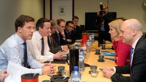 European leaders spent almost 24 hours in talks