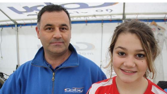 Nicole and Dad John