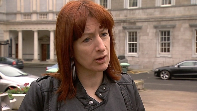 Independent TD Clare Daly questioned the Garda Commissioner's judgement