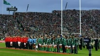 Full match coverage of Ireland's 43-13 win over England at Croke Park in 2007