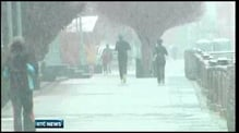 US east coast braced for storm