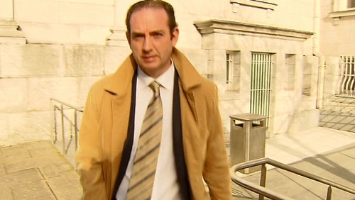 Karl McCaughley was jailed for four years, with final year suspended