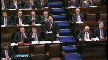 Fianna Fáil tops new political party poll