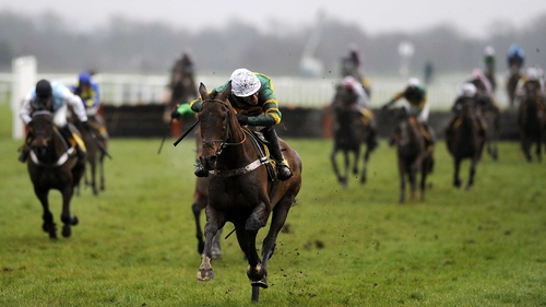 My Tent Or Yours will be ready to run in the Champion Hurdle