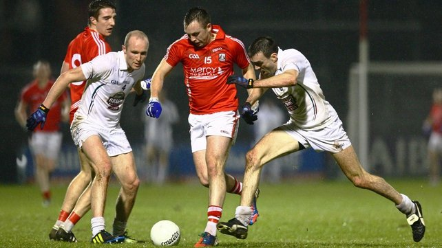 Kildare took home the points from Cork