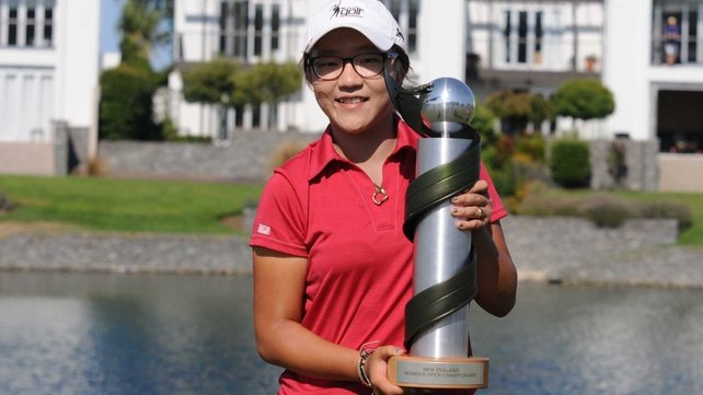 The prodigious Lydia Ko looks set to dominate the sport in the coming years