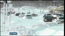 Clean-up operation underway in US after snowstorm