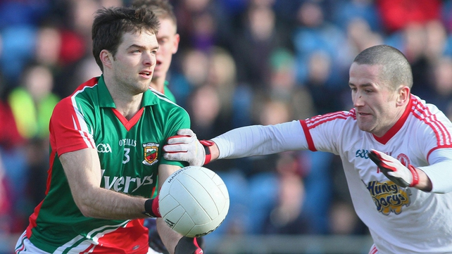 Stephen O'Neill cooly slotted home from the spot to make it two wins from two for the Ulster county