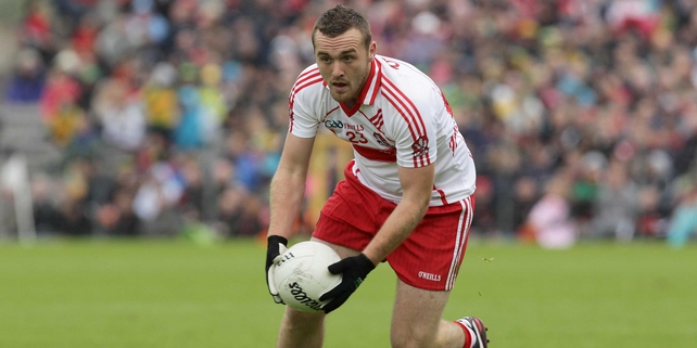 McGuckin got the vital goal to give Derry their first win of the campaign