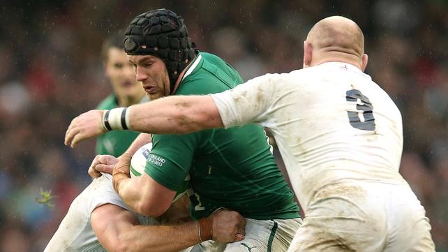 Sean O'Brien feels Ireland could still win the championship