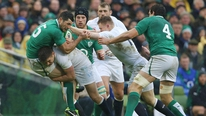 Ronan, George and Brent look ahead to Ireland's Triple Crown meeting with England