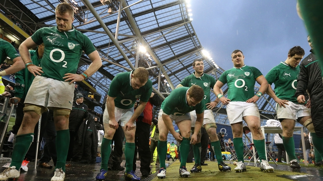 England recorded a first Six Nations victory in Dublin for a