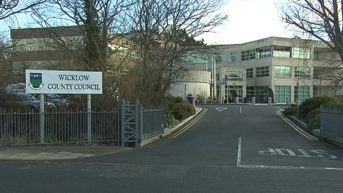 Wicklow County Council are seeking to gather unpaid development fees